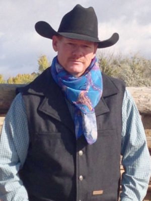 James Scott, cowboy preacher image
