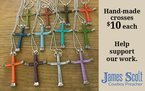 Hand-made crosses for sale image